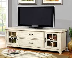 furniture of america cm5230 antique white lift top finish tv stand