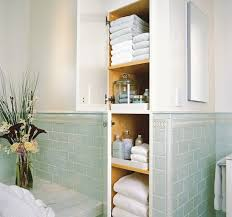 Storage For Towels In Bathroom Five Great Bathroom Storage Solutions Bathroom Storage Solutions