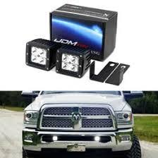 2008 dodge ram 1500 led fog lights dodge ram 2500 3500 40w cree high power cube led fog light kit