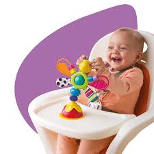 High Chair Toy Lamaze Freddie The Firefly Highchair Toy From Ocado