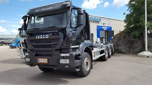 iveco trakker at260t50 8x4 trucks 2016 nettikone