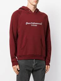gosha rubchinskiy hoodie with logo 239 buy aw17 online fast