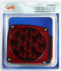 grote led trailer lights 5 by grote submersible led trailer lighting kit red rh s t t