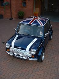 mini cooper british flag on the roof app for mini mini