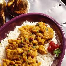 cuisine de coco curry de poulet au lait de coco et à l ananas cuisine plurielles fr