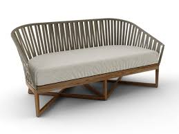 Modern Outdoor Loveseat Sofa 2 Seat Modern Outdoor Furniture New Spirit Designs