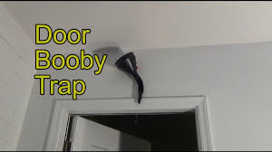 Pranks For Bedrooms How To Set Up A Door Booby Trap Youtube