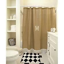 Cowhide Shower Curtain Amelie Embroidered Shower Curtain Gray Ballard Designs