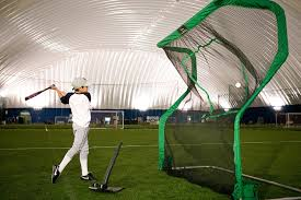 Basement Batting Cage by Amazon Com The Net Return Pro Series Multi Sport Golf Net Golf