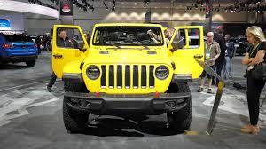 2018 jeep wrangler 2017 la auto show youtube