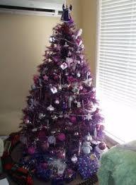 purple christmas tree purple christmas tree purple christmas purple