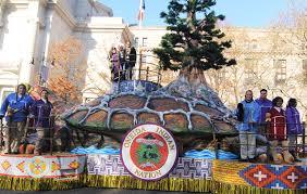 the true spirit of thanksgiving oneida nation s macy s parade