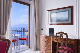 hotel avec service en chambre chambres vue sur la mer prestige grand hôtel ambasciatori