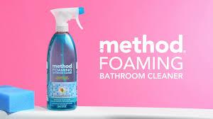 method bathroom cleaner morrisons method bathroom cleaner 828ml