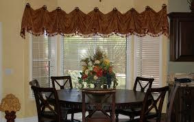 Tuscan Style Curtains Ideas Pull Up Valance On Iron Holdbacks New House Pinterest
