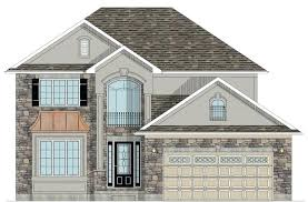 custom house plans contemporary house plans canada house plan detail from modern