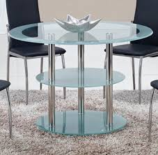 Frosted Glass Dining Room Table by Global Furniture Usa 79 Dining Set Frosted Glass Stainless