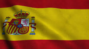 Spain Flags Spain Flag Real Fabric Close Up 4k Stock Video Footage Videoblocks