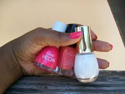 nail polish review the battle of the shades u2013 ceece u0027s travel