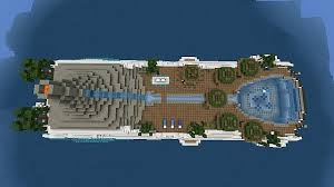 tropical island paradise tropical island luxury yacht minecraft project