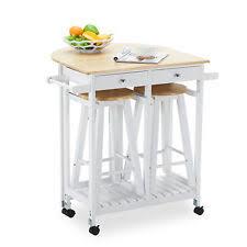 Rolling Kitchen Island With Seating Oak Kitchen Islands Kitchen Carts Ebay