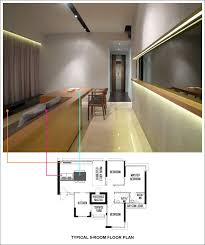 Bto Kitchen Design 15 Stylish Layout Designs For Skypeak Bukit Batok