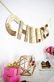 New Year Decorations Office by 23 Diy New Years Ideas Lolly Jane