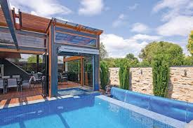 fold up doors pool pavilion folding doors u0026 walls smartech