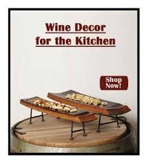 Wine Decor For Kitchen Wine Décor Wine Home Décor Wine Decorations Wine Furniture