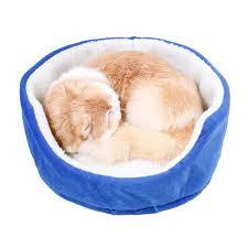 Kitten Bed Cute Home Pet Cat Bed Small Dog Beds Teacup Bichon Puppy Kitten