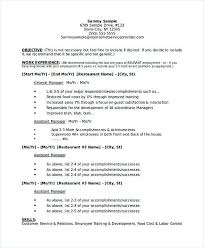 free resume template docx to pdf restaurant manager business plan resume restaurant manager