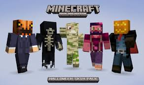 marine city halloween minecraft halloween battle map on ps4 official playstation store