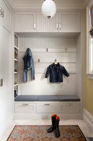 mud room hooks entry traditional with built in bench traditional