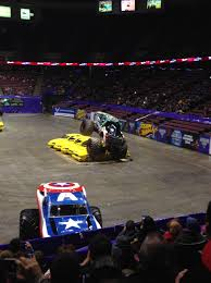 monster truck show metlife stadium all revved up for monster jam mom a la mode