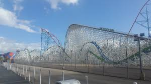 Six Flags Magic Mountain Fire Twisted Colossus Wikipedia