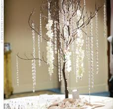 manzanita branches centerpieces large space small floral budget think big amazing days events