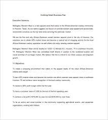 clothing line business plan template viplinkek info
