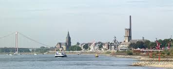 Baden Im Rhein Rheinkilometer