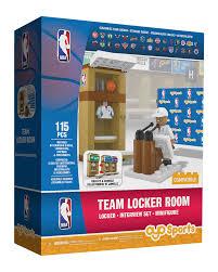 nba team locker room