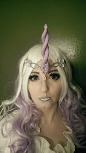 Unicorn Makeup Halloween by 25 Best Makeup Hair Phantasy Images On Pinterest Make Up