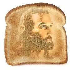 Jesus Crust Meme - good morning from jesus crust