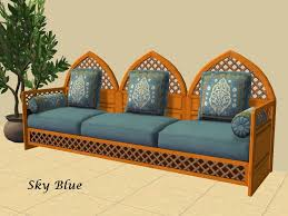 mod the sims moroccan revisited maxis u0027 bazaar sofa in 12 new
