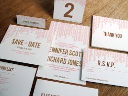 impressive wedding invitation stationery theruntime