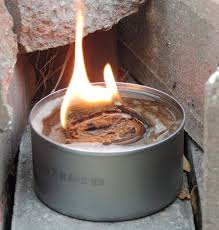 Flame And Comfort Cardboard And Wax Stoves Can Provide Heat For Cooking And