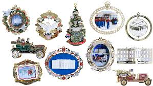 white house ornament collection ornaments