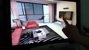 interactive 3d room youtube