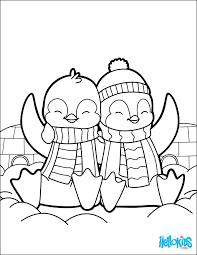 Penguin Coloring Pages Christmas Penguin Coloring Pages Penguin Coloring Pages Printable by Penguin Coloring Pages