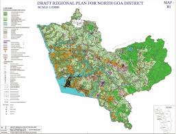 Goa Map Goa Master Plan 2021 Report Goa Master Plan 2021 Maps U0026 Detail
