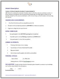 sle resume for engineering students freshers resume model 8 best resume images on pinterest cv format resume format and