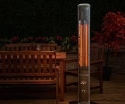 halogen patio heater modish watt infrared electric electric patio heater az patio